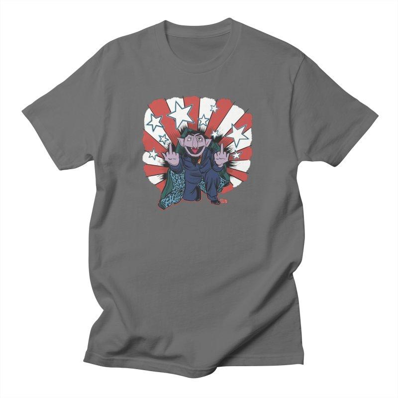 Count Men's T-Shirt by brutalsquid's Artist Shop