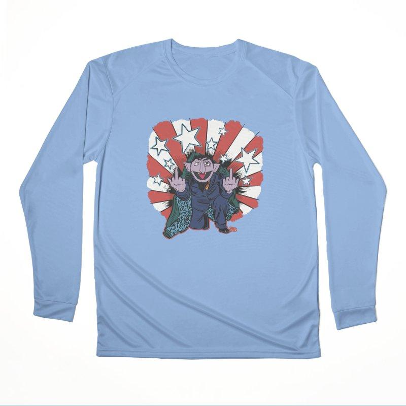 Count Women's Longsleeve T-Shirt by brutalsquid's Artist Shop