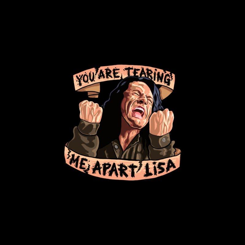 Tearing Me Apart Men's T-Shirt by brutalsquid's Artist Shop