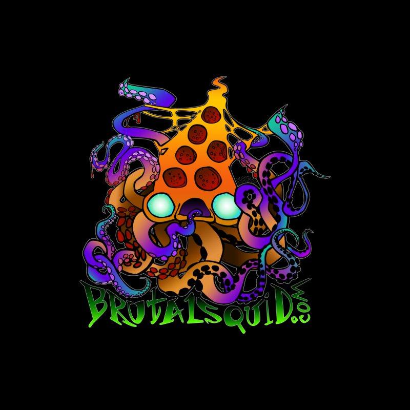 Brutalsquid Logo Men's Sweatshirt by brutalsquid's Artist Shop