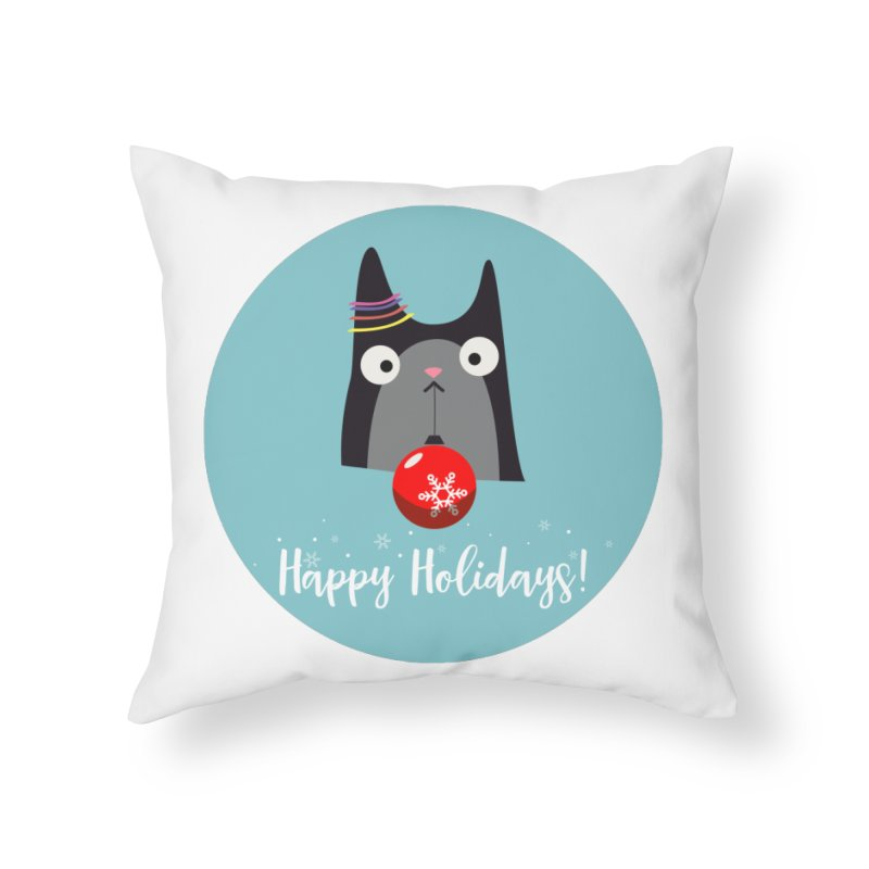 Happy Holidays by Shop to help cats