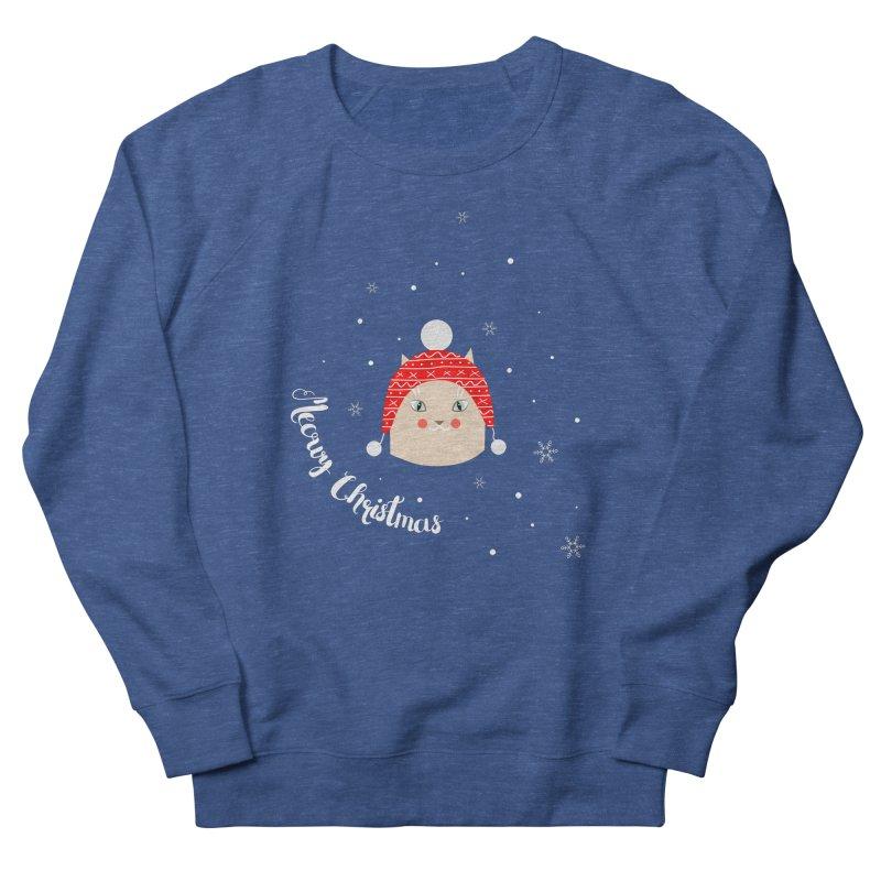 Meowy Christmas! Women's Sweatshirt by Shop to help cats