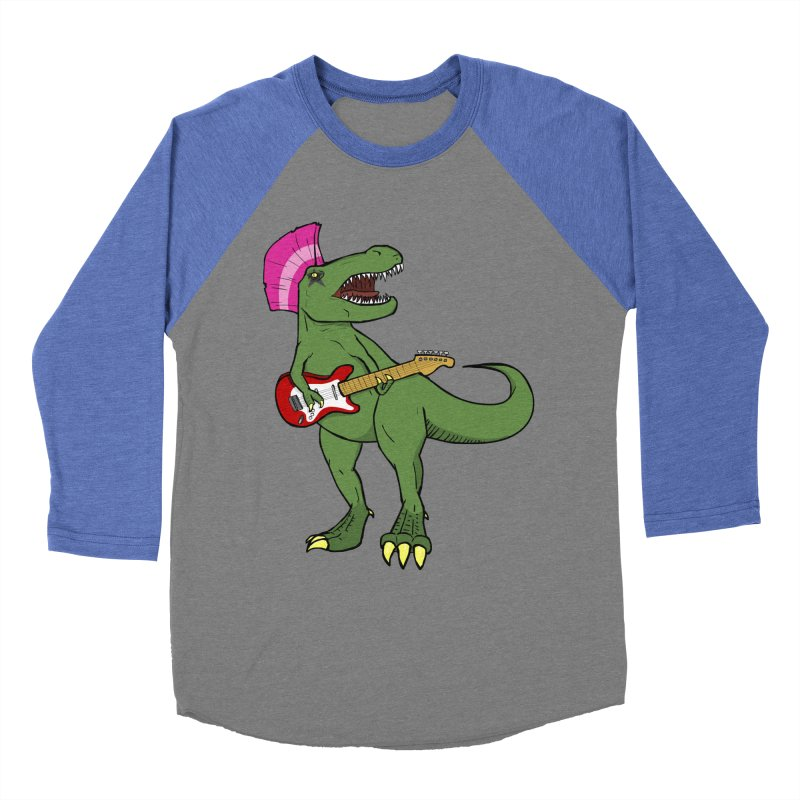 Tyrant Lizard Women's Longsleeve T-Shirt by Bigger Than Cheeses