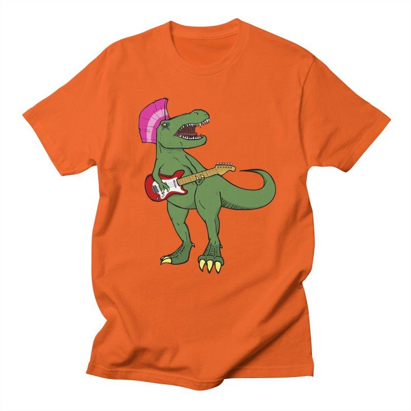 Tyrant Lizard Men's T-Shirt by Bigger Than Cheeses