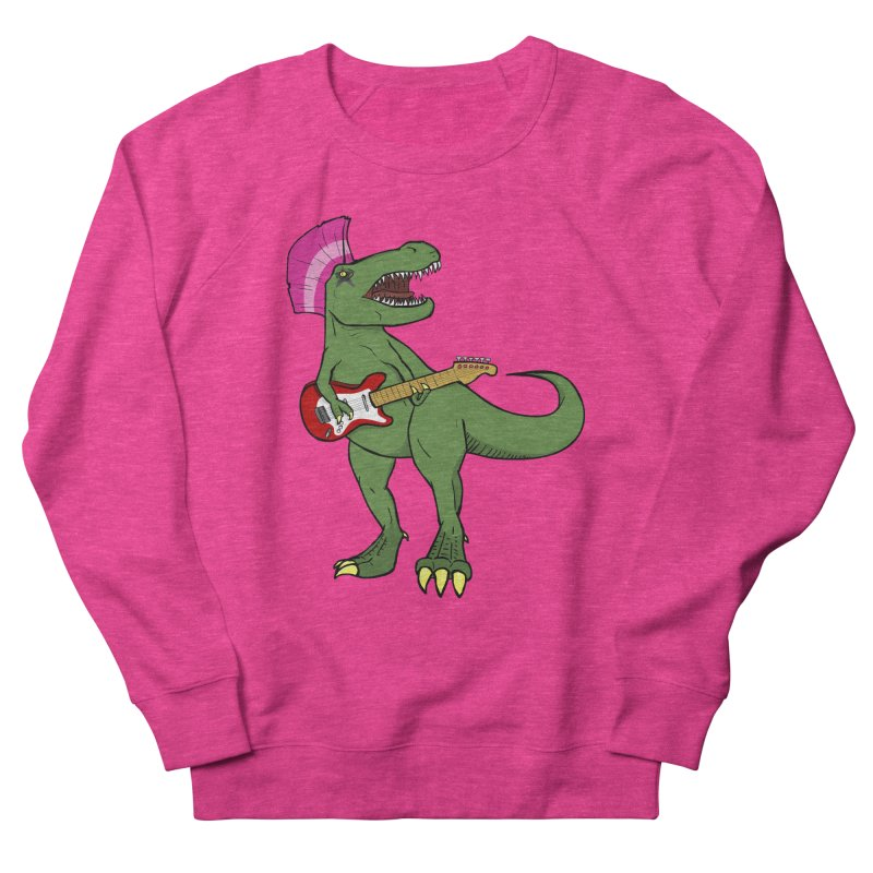 Tyrant Lizard Women's Sweatshirt by Bigger Than Cheeses
