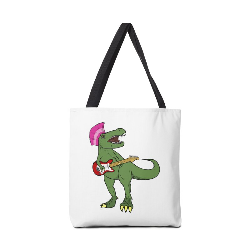 Tyrant Lizard Accessories Bag by Bigger Than Cheeses