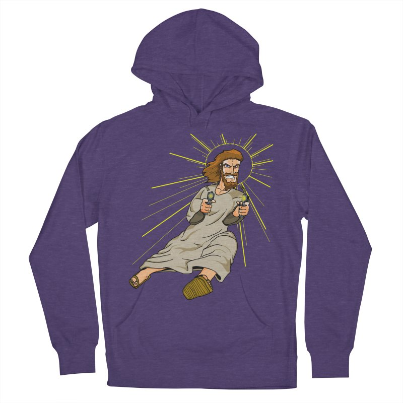 Dead or alive you're coming with me Women's French Terry Pullover Hoody by Bigger Than Cheeses