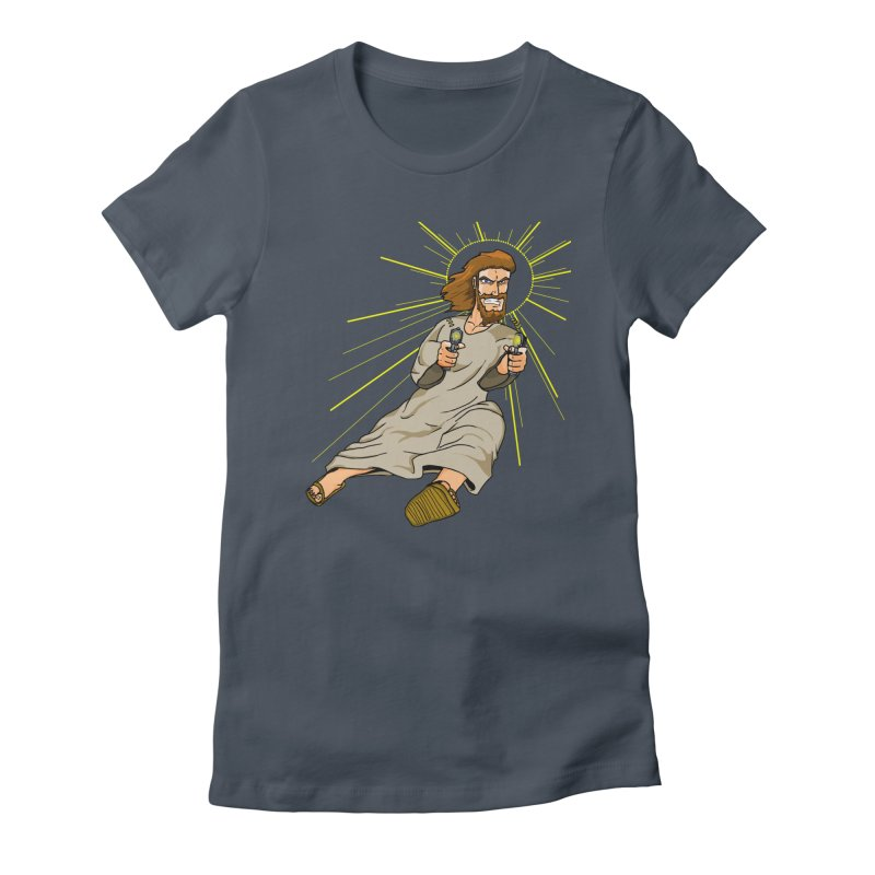 Dead or alive you're coming with me Women's T-Shirt by Bigger Than Cheeses