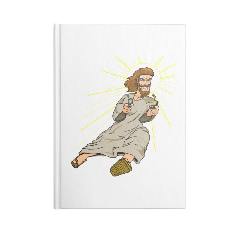 Dead or alive you're coming with me Accessories Notebook by Bigger Than Cheeses