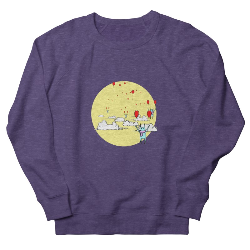 b4lloonc4ts Women's Sweatshirt by btsai's Artist Shop