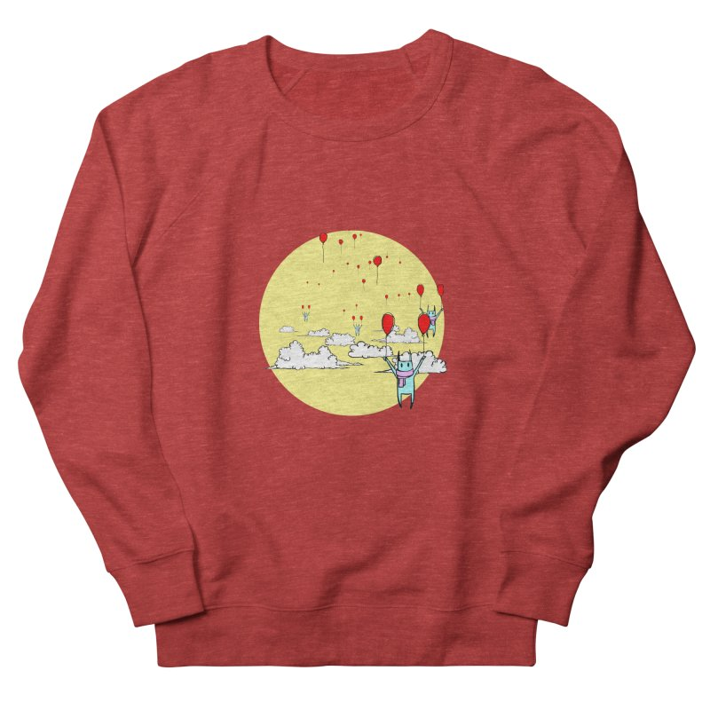 b4lloonc4ts Men's Sweatshirt by btsai's Artist Shop