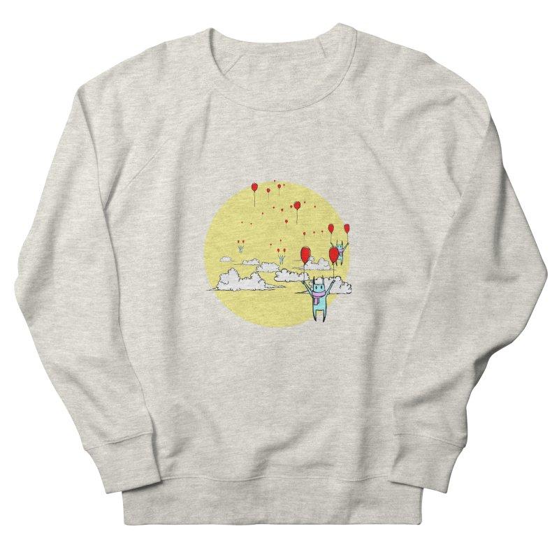 b4lloonc4ts Men's Sweatshirt by btsai's Artist Shop