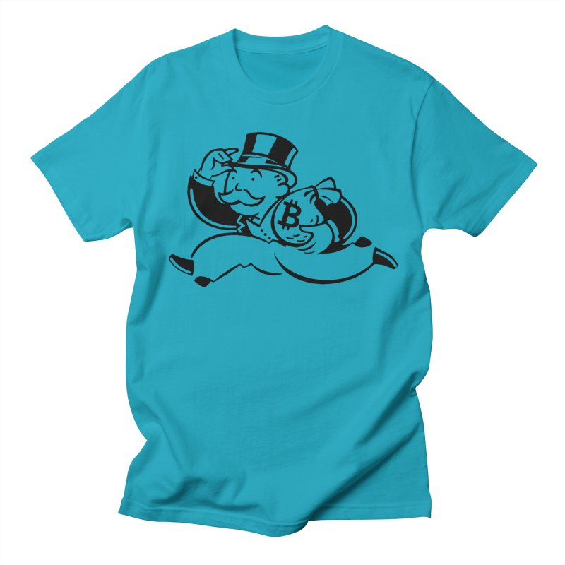 BankRun Men's T-Shirt by Beneath The Surface Tattoos