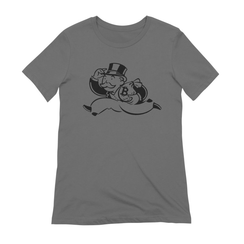 BankRun Women's T-Shirt by Beneath The Surface Tattoos