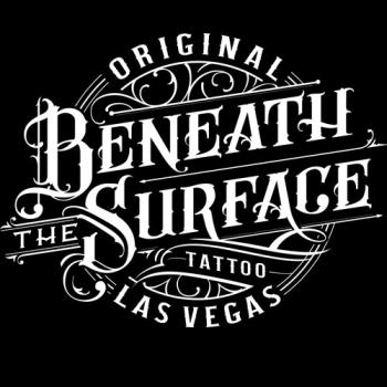 Beneath The Surface Tattoos Logo