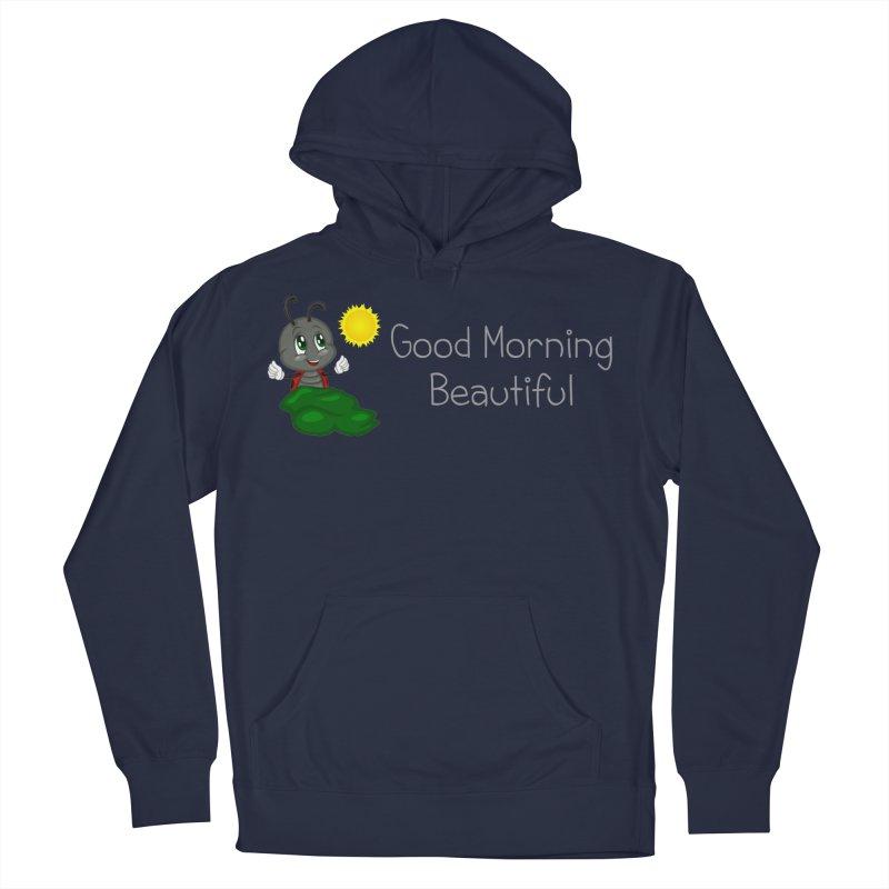 Ladybird Good Morning Beautiful Women's Pullover Hoody by BubaMara's Artist Shop