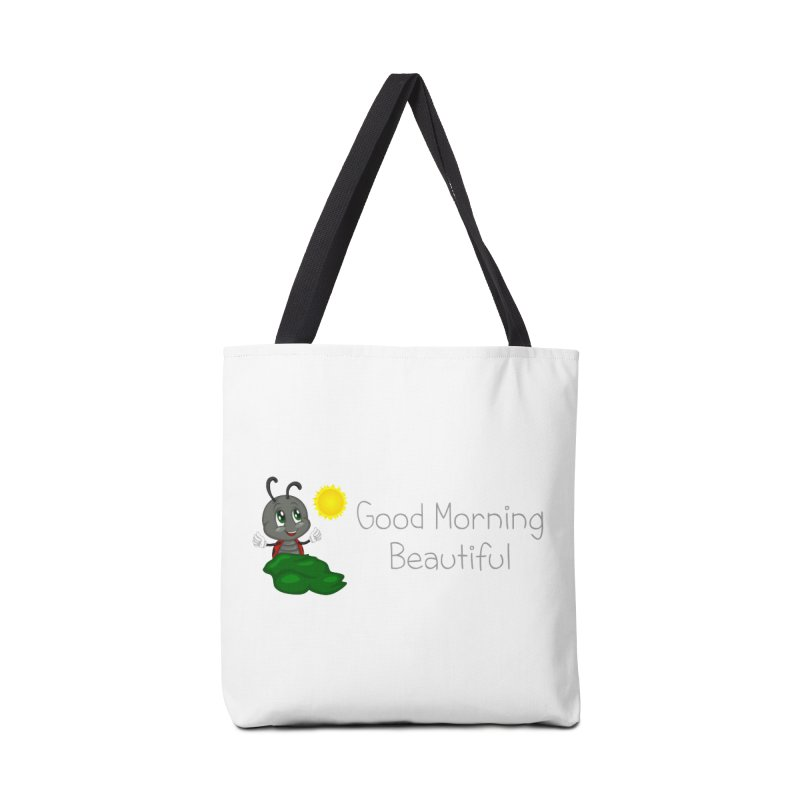 Ladybird Good Morning Beautiful Accessories Tote Bag Bag by BubaMara's Artist Shop