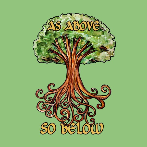 Design for As above so below