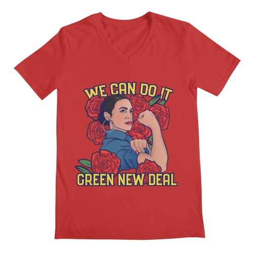image for We can do it the green new deal
