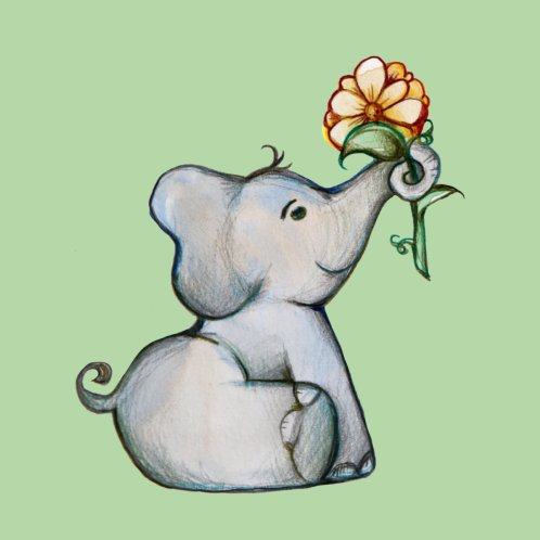 Design for Baby Elephant