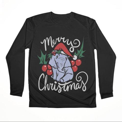 image for Merry Christmas Elephant