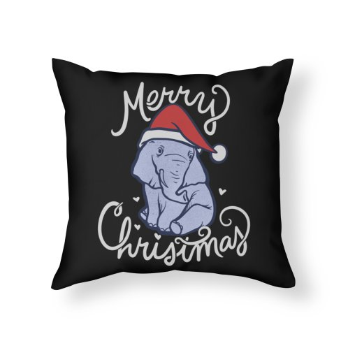 image for Merry Christmas Elephant