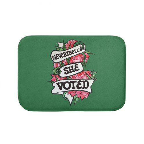 image for Nevertheless she Voted