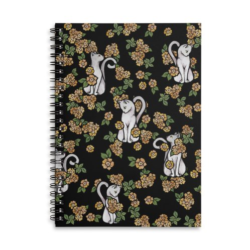 image for White Cats Floral