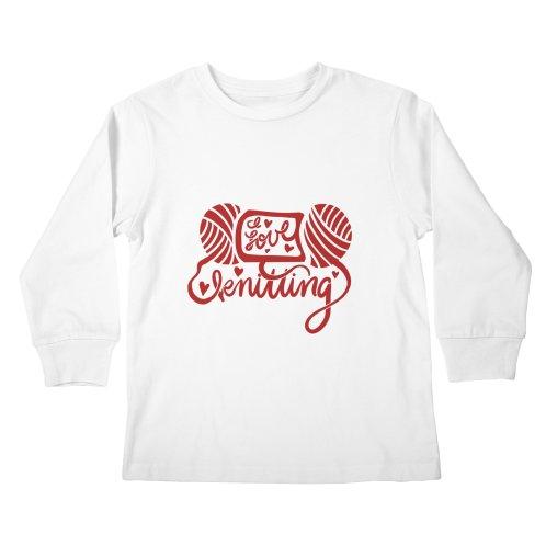 image for I Love Knitting