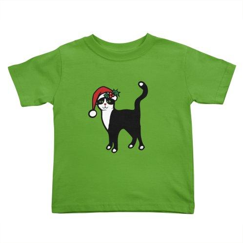 image for Tuxedo Cat Christmas