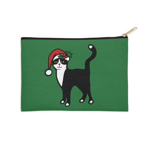 image for Tuxedo Cat Christmas