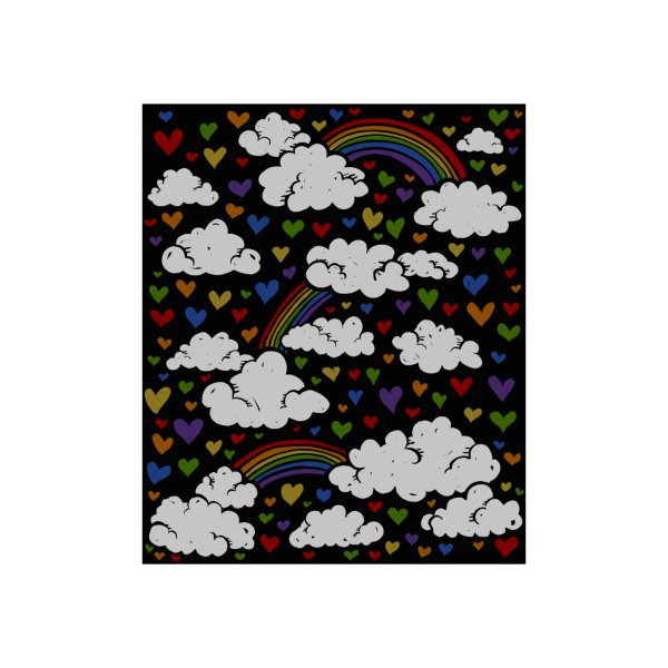 image for Retro 80s Rainbows