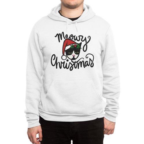 image for Christmas Tuxedo Cat