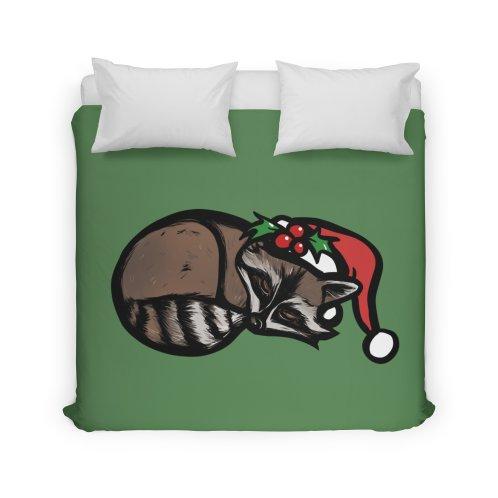 image for Cute Christmas Raccoon