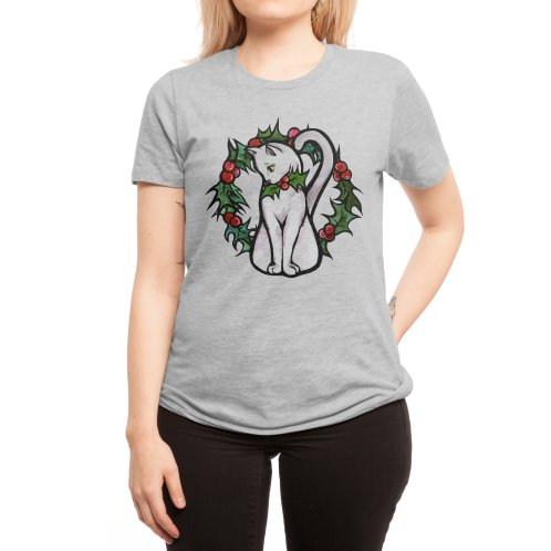 image for White Cat Christmas