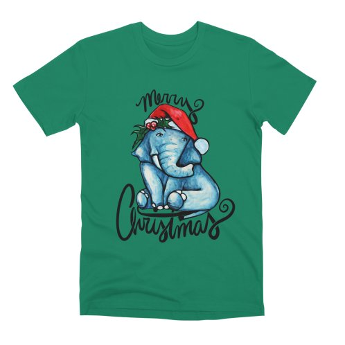 image for Christmas Elephant