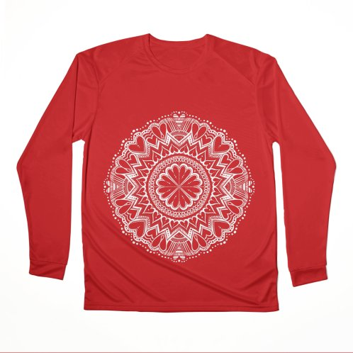 image for Heart Love Mandala Valentine