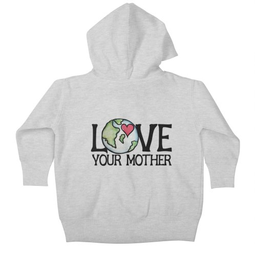 image for LOVE your mother earth day