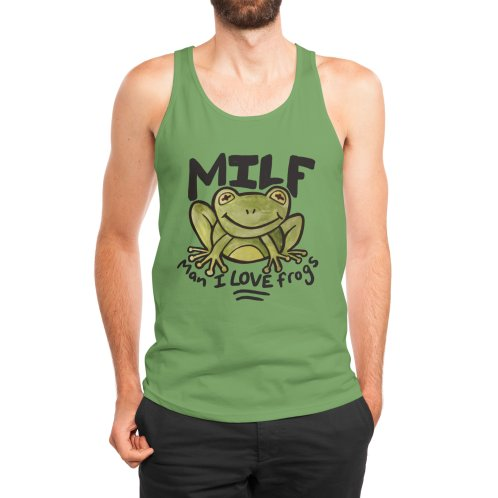 image for MILF Man I love frogs