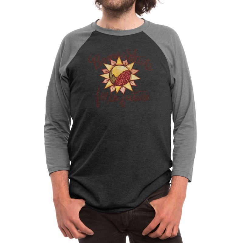 Permaculture for the future Men's Longsleeve T-Shirt by BubbSnugg