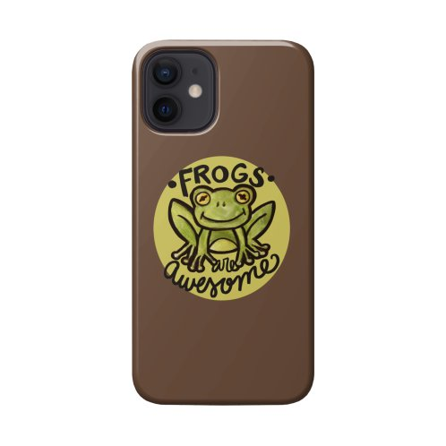 image for Frogs are awesome