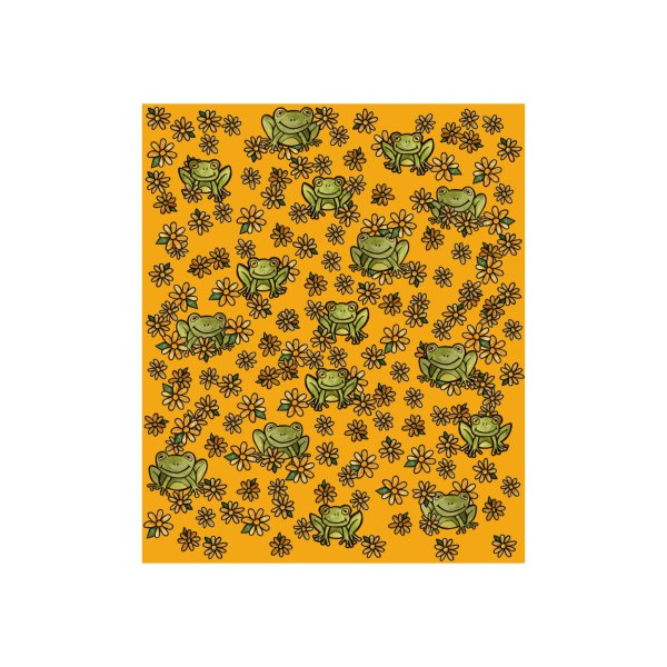 image for A Frog Smile Pattern