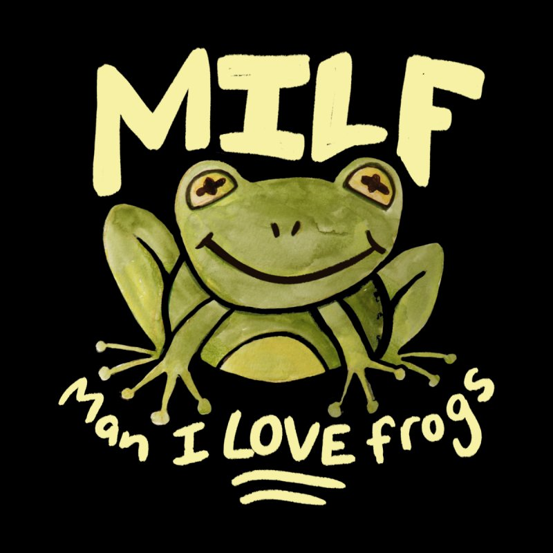 MILF Man I love frogs Accessories Mug by BubbSnugg