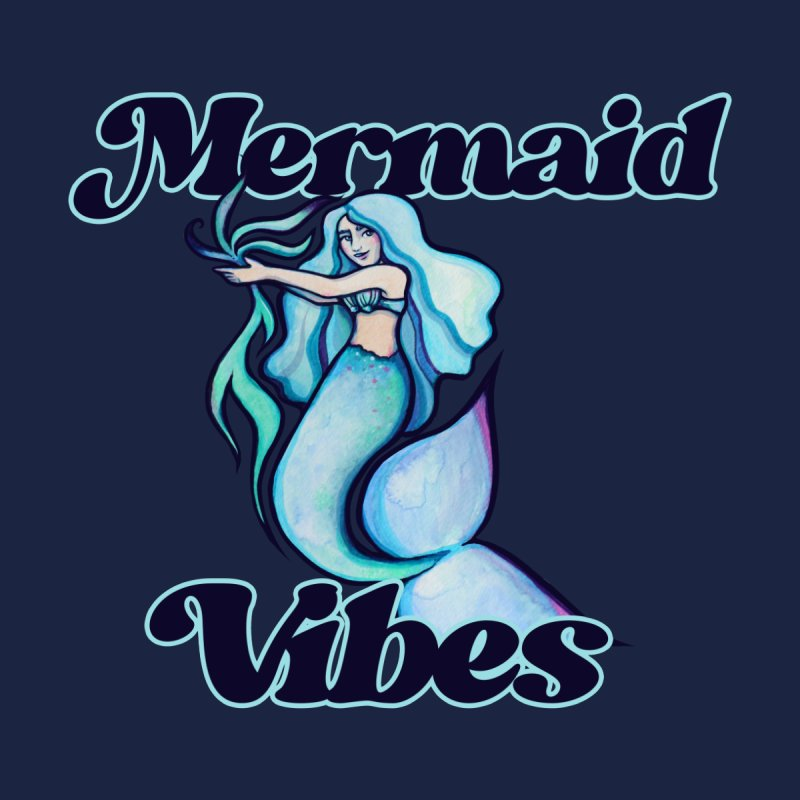 Mermaid Vibes Men's Tank by BubbSnugg