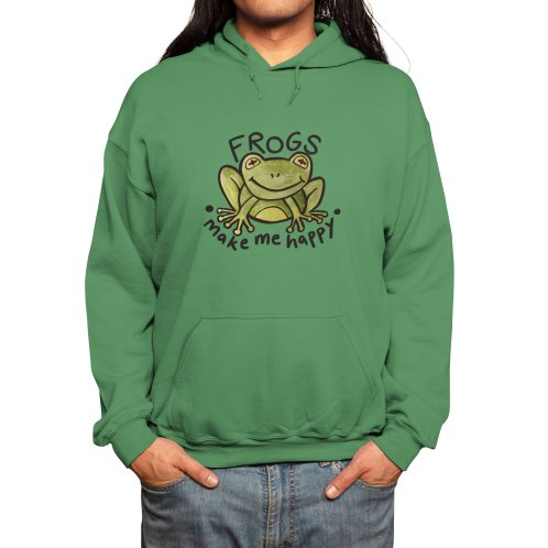image for Frogs make me happy