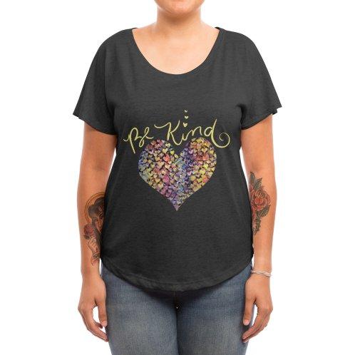 image for Be Kind Rainbow Heart Love
