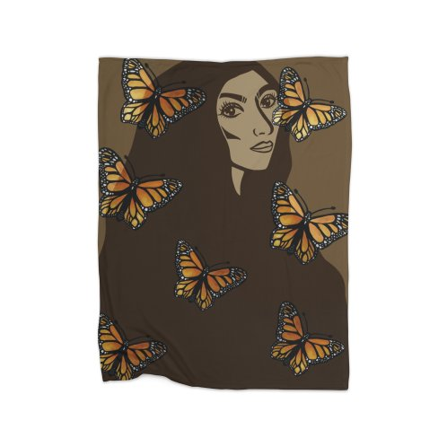 image for Monarch Butterfly Goddess