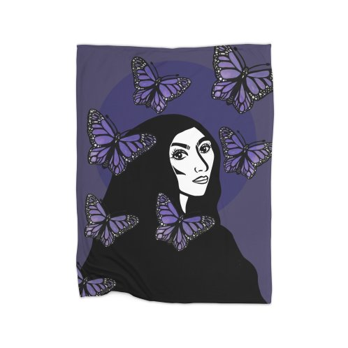 image for Purple Moon Butterfly Goddess