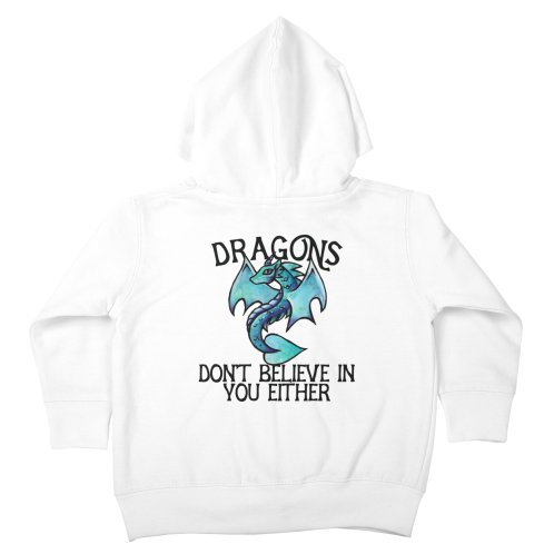 image for Dragons don't believe in you either