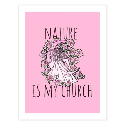 image for Nature is my church